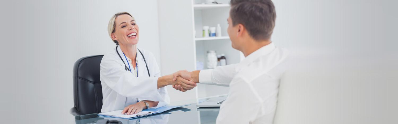 Vermittlung von Pflegekräften